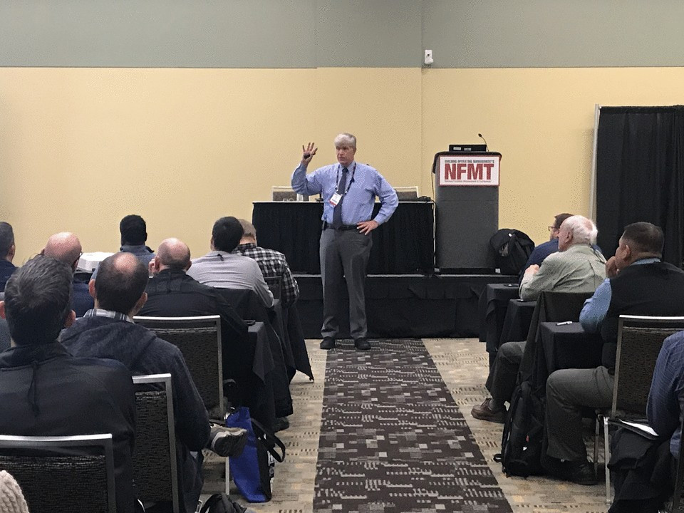 Active Risk Survival, Inc. Addresses NFMT 2018 in Baltimore